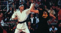 The Karate Kid Conspiracy?